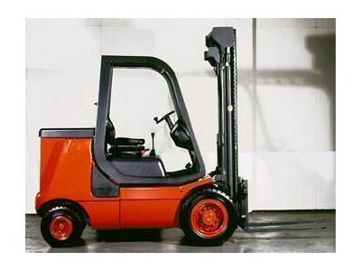 4,8 Ton Akülü Forklift / Linde Electric Counterbalance Forklifts  Br 337 E48