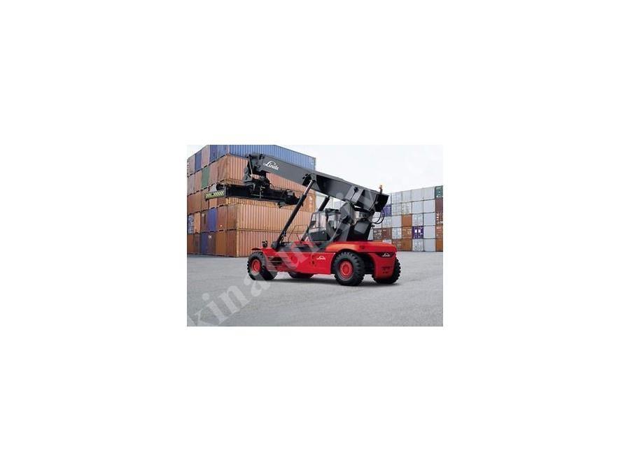Konteyner Taşıyıcı / Linde Reach Stackers
