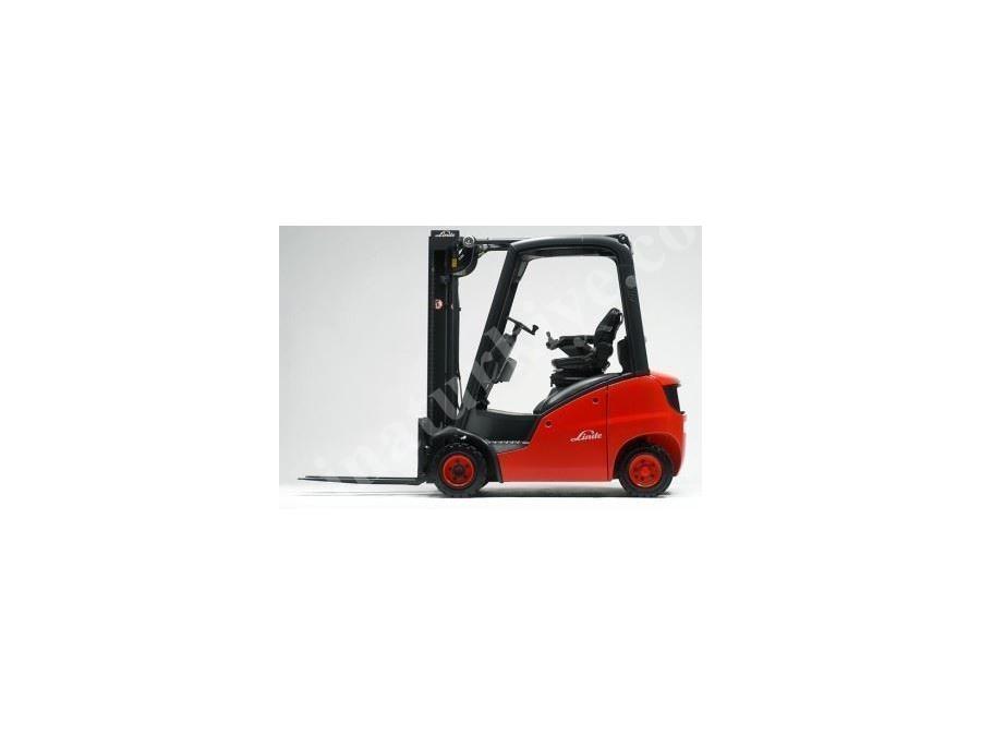 Dizel / Lpg Motorlu  Forklift / Linde Br 391 H 14