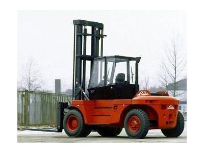 Dizel / Lpg Motorlu  Forklift / Linde Br 359 H150