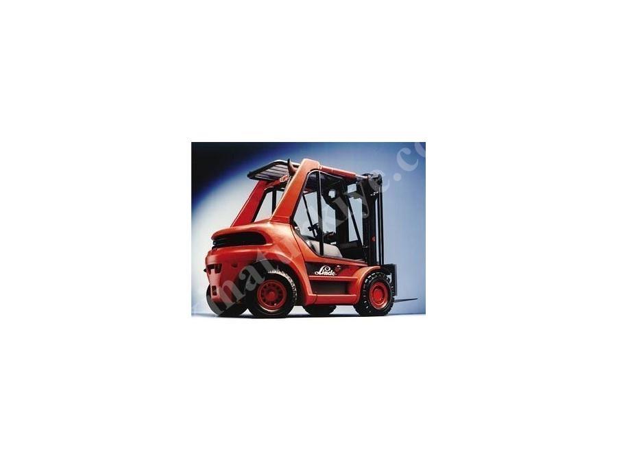 5 Ton Dizel Forklift / Linde Br 353 H50