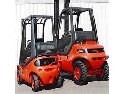 2,5 Ton Dizel Forklift / Linde Br 351 H25
