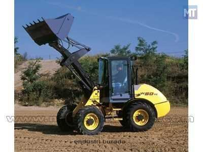 Mini Yükleyiciler / New Holland W 50tc