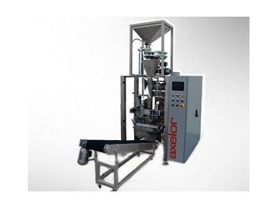Volumetrik Kefeli Dikey Paketleme Makinesi
