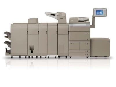 Siyah - Beyaz Dijital Baskı Makinası