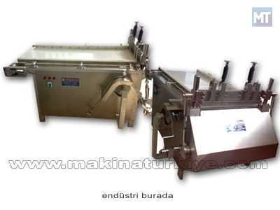 Bantlı Lokum Kesme Makinesi / Gürmaksan Gms 300