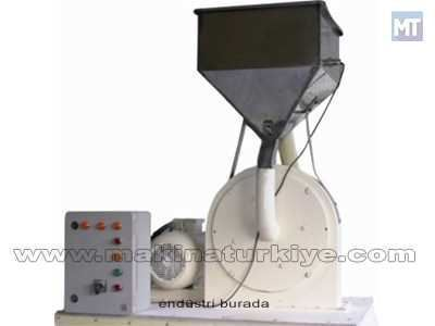 Pudra Şekeri Makinası ( 300 Kg/Saat )