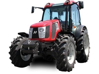 Tarla Traktörü / Hattat A80