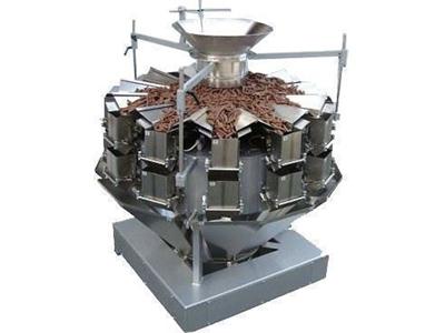 Çok Kefeli Terazili Dolum Paketleme Makinası ( 60 Dolum/Dak )