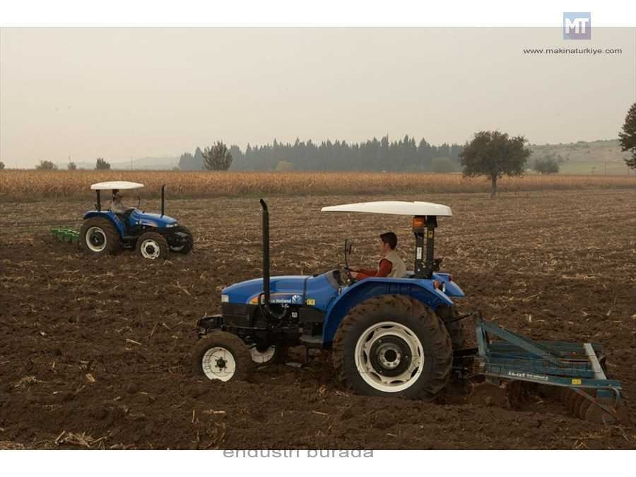 Tarla Traktörü / New Holland Td 65s Dt 14x30 (Sd6) Tıer2