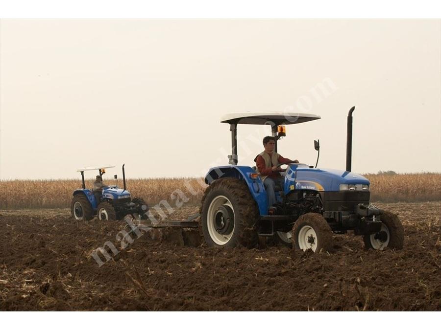 Tarla Traktörü / New Holland Td 75s 12x36 (Sd7) Tıer2