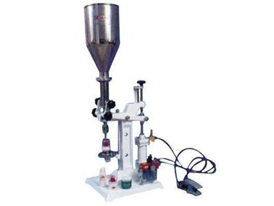 Cam Ve Plastik Şişe Dolum Makinası ( 1200 Adet/Saat )