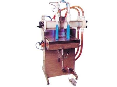 Sıvı Dolum Makinası ( 800 Adet/Saat )