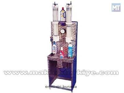 Şişe Kavanoz Dolum Makinası ( 600 Adet/Saat )