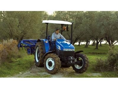 Tarla Traktörü / New Holland Tt 55 Kabınlı 12x28 (T45) Tıer2