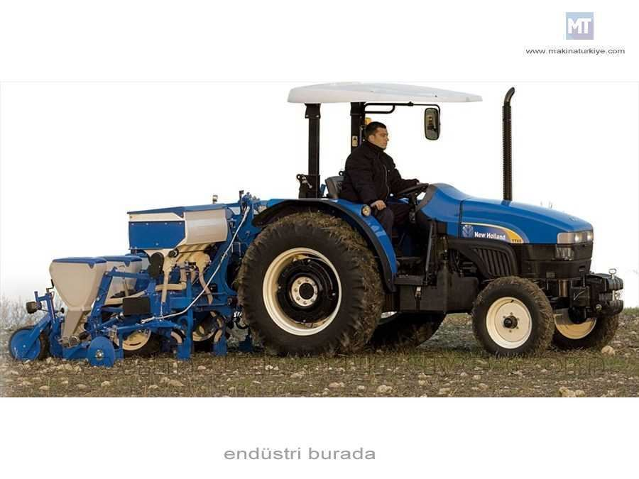 Tarla Traktörü / New Holland Tt 65 Dt Kabınlı 14.9r28 (T50) Tıer2