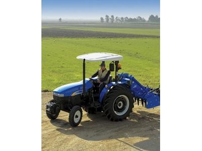 Tarla Traktörü / New Holland Tt 75 Dt Kabınlı 14.9r30 (T62) Tıer2