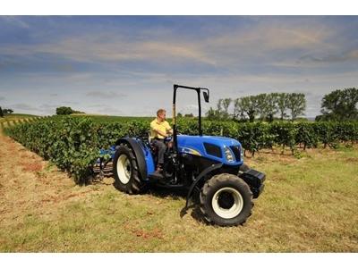 Bağ- Bahçe Traktörü / New Holland T4040f Dt 380/70r28