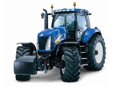 New Holland Tarla Traktörü