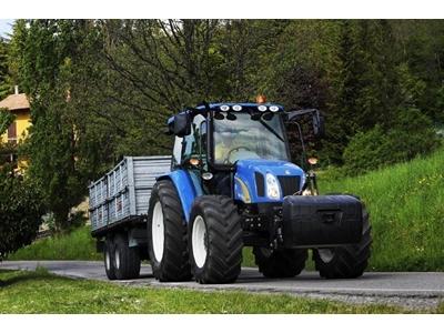 Tarla Traktörü / New Holland T5050 Dt Klı.Kab