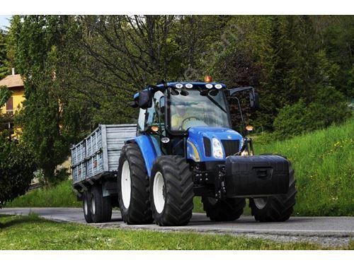 Tarla Traktörü / New Holland T5050 Dt - makinaturkiye com'da