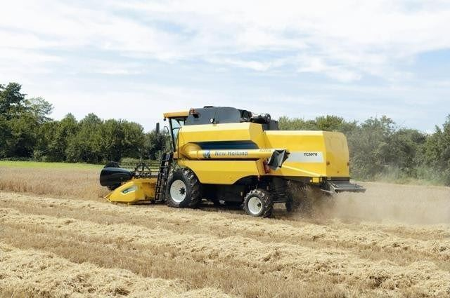 New Holland TC5,80 Biçerdöver