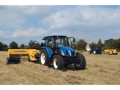 Balya Makinesi / New Holland Bc 5060