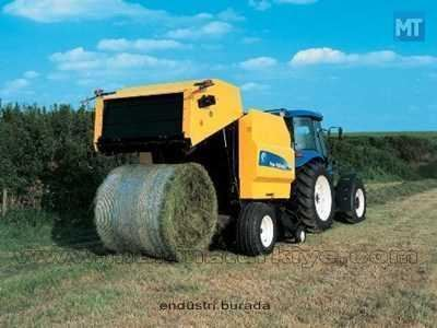 Balya Makinesi / New Holland Br 6090 Rf 1