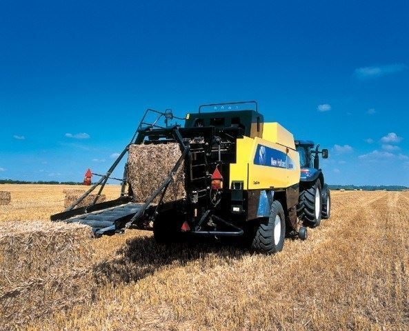 Balya Makinesi / New Holland Bb 930 A