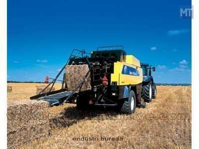Balya Makinesi / New Holland Bb 950 A Standart 1