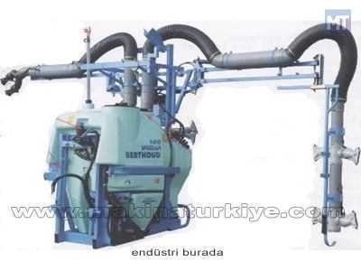 Turbo Atomizer / New Holland Berthoud Speedair 600 1