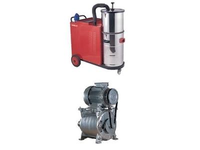 Endüstriyel Trifaze Elektrik Süpürgesi / Taurus 505