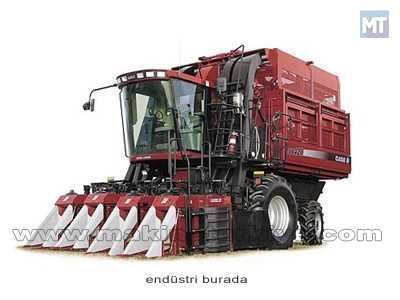Pamuk Hasat Makinesi / Case Ih 420 Cotton Express 1