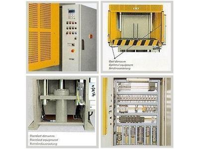 Hidrolik C Tipi Pres / Şahinler Hkp-Z  Hızlı Tip Ve Plc Kontrollü