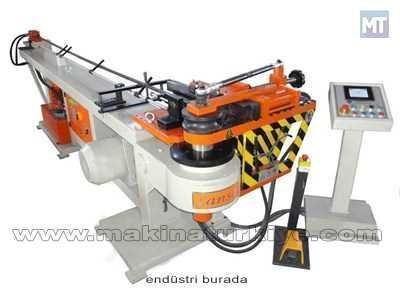 76x4 mm Hidrolik Boru Profil Bükme Makinası