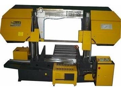Çift Sütunlu Şerit Testere - 650 x 1050 mm