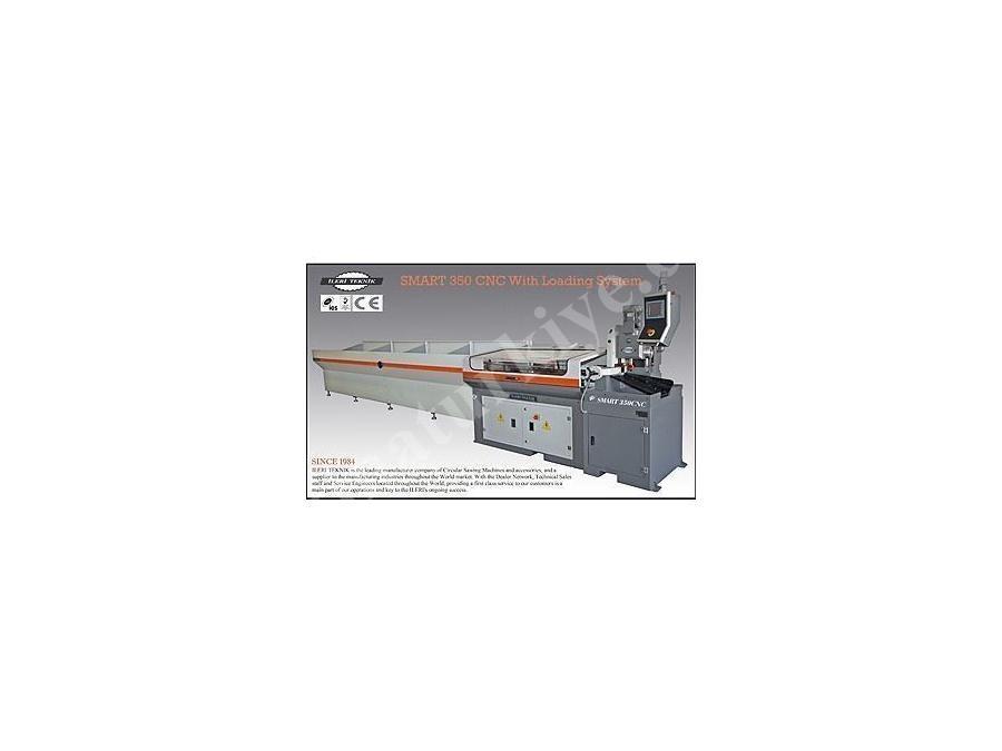 Otomatik Yüklemeli Daire Testere Makinesi / İleri Teknik Ld 80