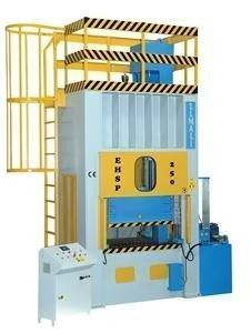 Hidrolik Sıvama Presi / Elmalı Ehsp - 200