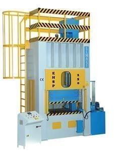 Hidrolik Sıvama Presi / Elmalı Ehsp - 250