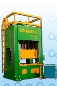 Hidrolik Sıvama Presi / Elmalı Ehsp - 350