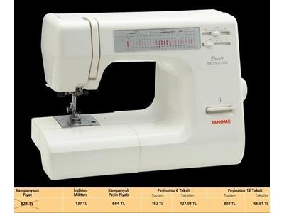 Desen Ve Dekoratif Dikiş Makinası / Janome Decor Excel 5024