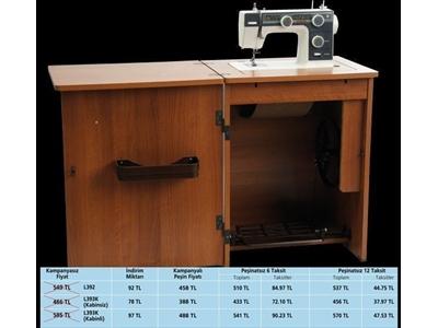 Kabinli Dikiş Makinası / Janome L 393