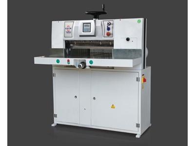 KAYM 60M 60cm Yarı Otomatik Kağıt Kesme Makinesi