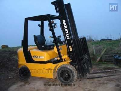 Dizel Forklift / Hyundaı Hdf 33d-7