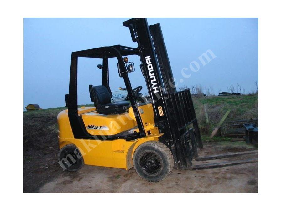 Dizel Forklift / Hyundaı Hdf 35ds-7