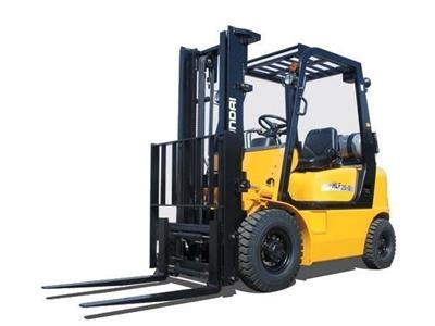 Lpg' Li / Benzinli Forklift / Hyundaı Hlf 25-2 (Dual)