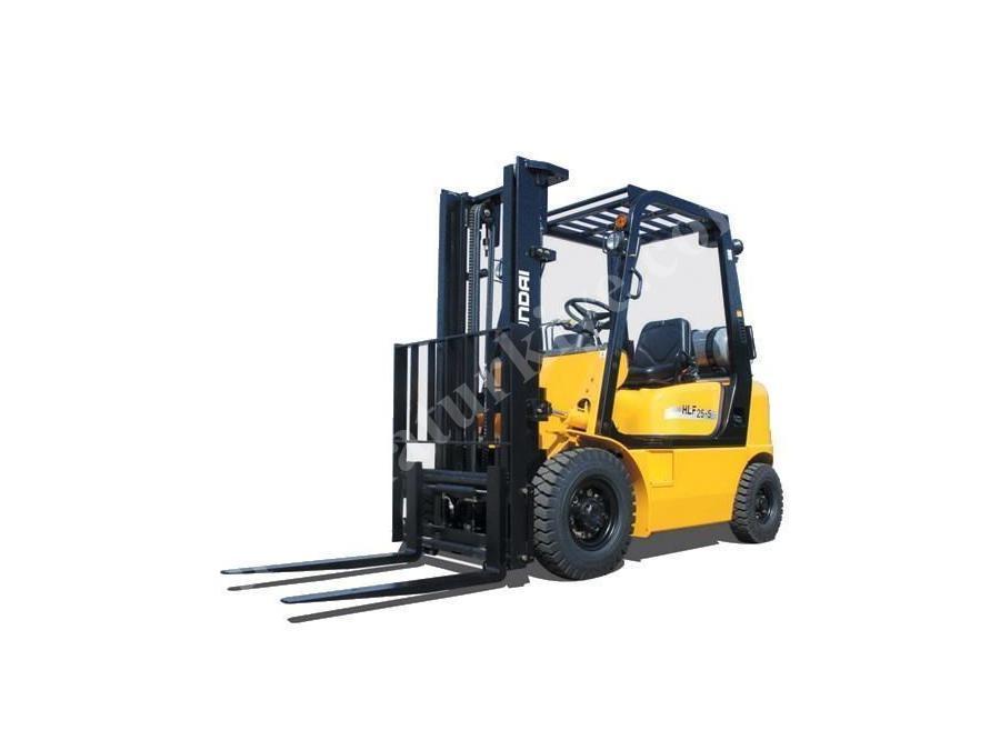 Lpg' Li / Benzinli Forklift / Hyundaı Hlf 25-5