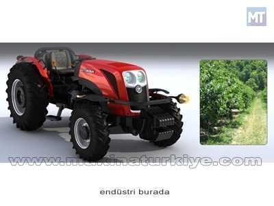 Tümosan Traktör / Tümosan 50.45 N Klasik Tümosan 50.45 N Klasik