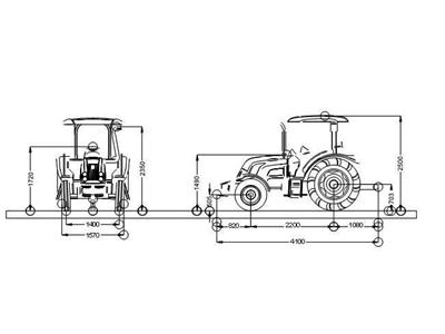 Tümosan Traktör /  Tümosan 65.70 Dtt