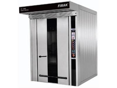 Elektrikli Döner Arabalı Ekmek Fırını  / Fimak Fd-100 E